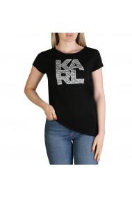 Tricou Karl Lagerfeld KL21WTS01_Black