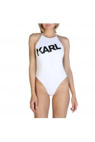Costum de baie Karl Lagerfeld KL21WOP03_White