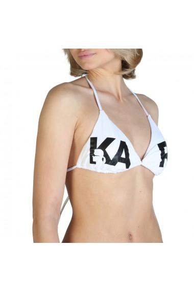 Costum de baie Karl Lagerfeld KL21WTP05_White