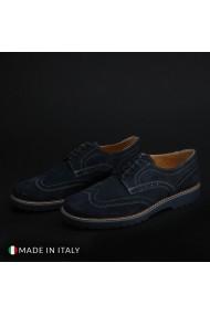 Pantofi Duca di Morrone TANCREDI_BLU