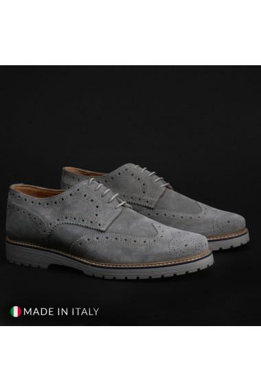 Pantofi Duca di Morrone TANCREDI TORTORA