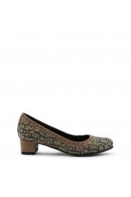 Pantofi cu toc Roccobarocco RBSC1JW01CRYSTD_TAUPE-FANGO