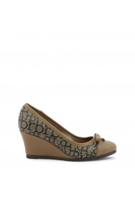 Pantofi cu toc Roccobarocco RBSC1JH01CRYSTD_FANG-TAUPE