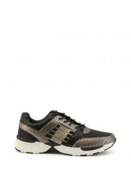Pantofi sport Roccobarocco ROSC1LC01_PIOMBO-NERO