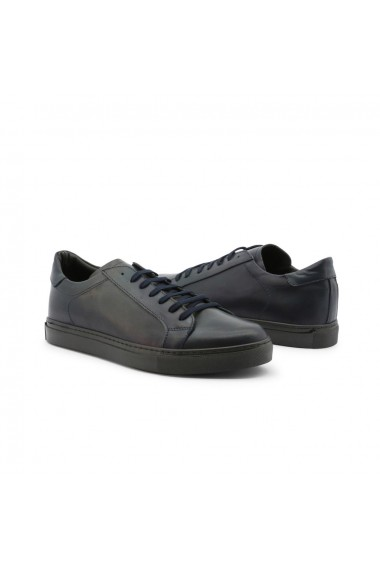 Pantofi sport Duca di Morrone BRANDO_PELLE_BLU