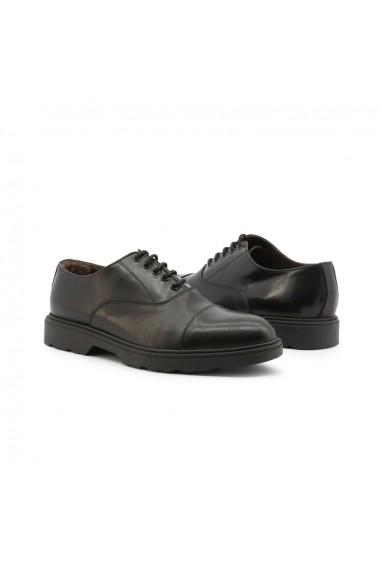 Pantofi Duca di Morrone ARISTIDE-PELLE_NERO