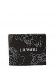 Portofel Bikkembergs E2BPME2E3043B01_Black-White