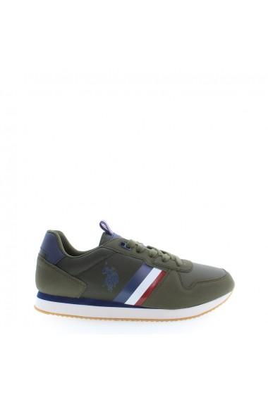 Pantofi sport U.S. Polo Assn. NOBIL001M_AHN1_MIL