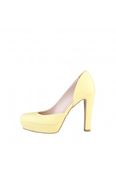 Pantofi Versace 1969 DOMINIQUE_GIALLO galben