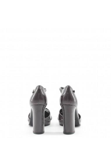 Pantofi cu toc Made in Italia CLOE GRIGIO