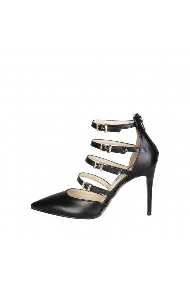 Pantofi cu toc Versace 1969 SELINE NERO negru