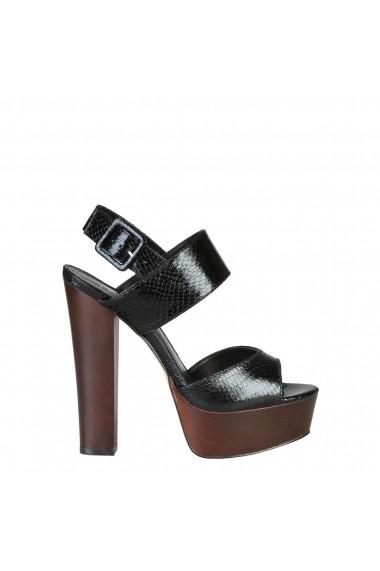 Sandale Versace 1969 CELESTINE NERO negru