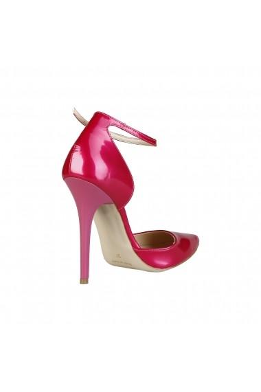 Pantofi cu toc Versace 1969 EVELYNE FUXIA fucsia