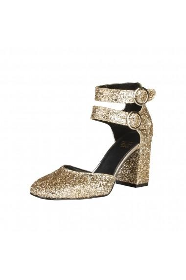Pantofi cu toc Versace 1969 VERONIQUE PLATINO