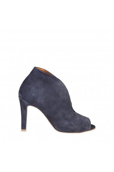 Botine Versace 1969 MARLENE NIGHT bleumarin