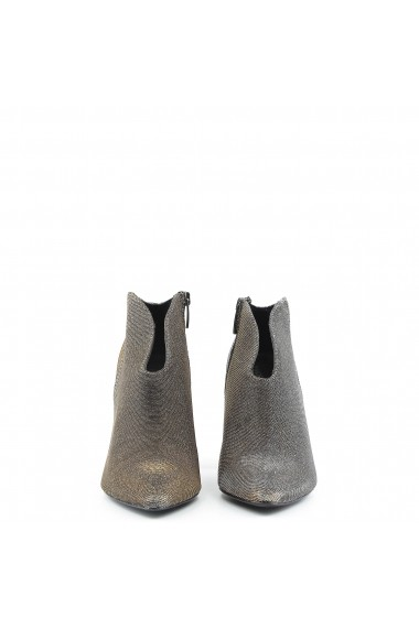 Botine Made in Italia VIVIANA BRONZO ARGENTO argintiu