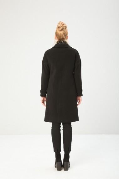 Palton Fontana 2.0 7VWW03V2016-NERO negru