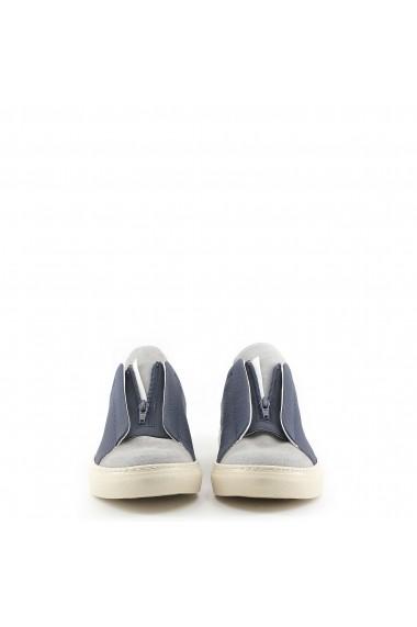 Pantofi sport Made in Italia GREGORIO_BLU_GRIGIO