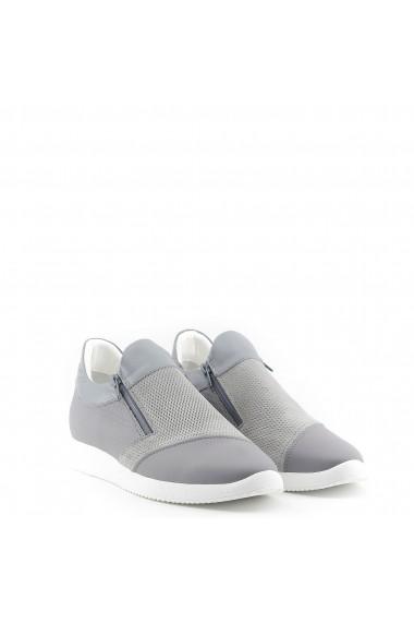 Pantofi sport Made in Italia GIULIO_GRIGIO