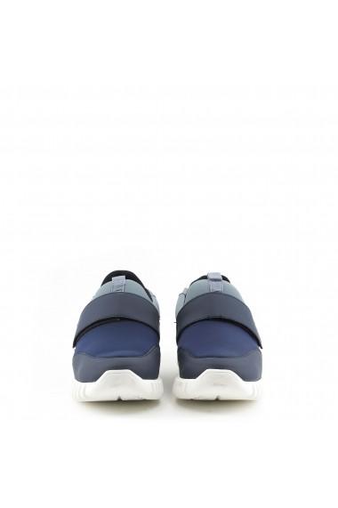 Pantofi sport Made in Italia LEANDRO_BLU_GRIGIO
