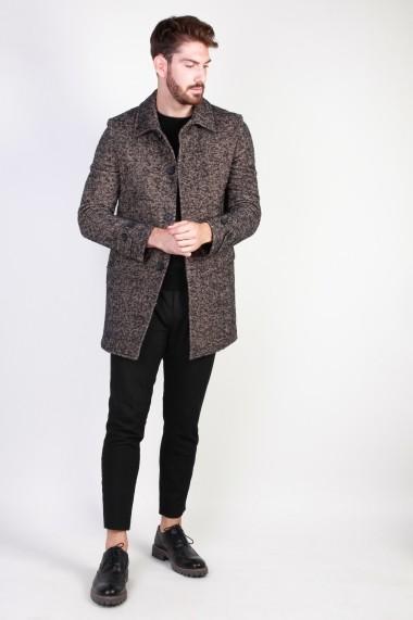 Palton Made in Italia ADOLFO_BEIGE