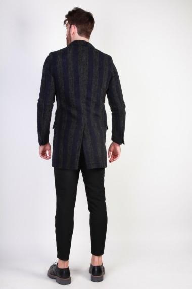 Palton Made in Italia AMERIGO_BLU