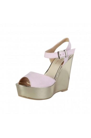 Sandale cu platforma Made in Italia BETTA ROSA roz