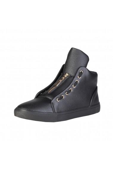 Pantofi sport Duca di Morrone DUSTIN_BLACK negru