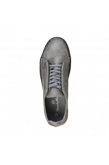 Pantofi sport Duca di Morrone STUART_GREY gri