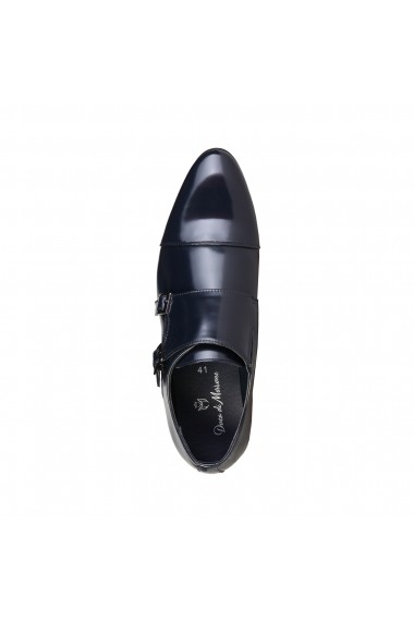 Pantofi Duca di Morrone JAMES_NAVY Bleumarin