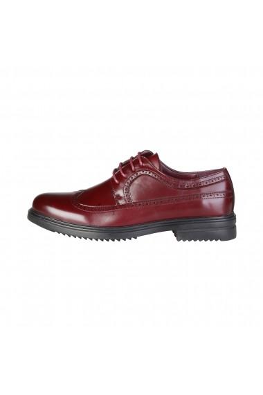 Pantofi Duca di Morrone RICHARD_WINE bordo