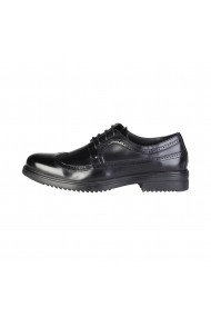 Pantofi Duca di Morrone RICHARD_BLACK negru