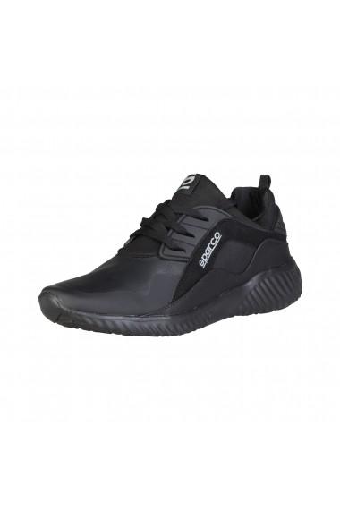 Pantofi sport Sparco JARI_BLACK negru - els
