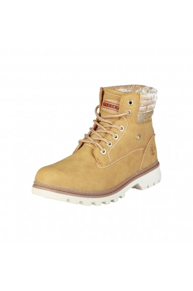Ghete Carrera Jeans TENNESSE_CAW721001-NBK_Tan Maro