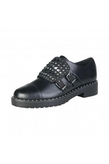 Pantofi Ana Lublin LINN_NERO negru - els