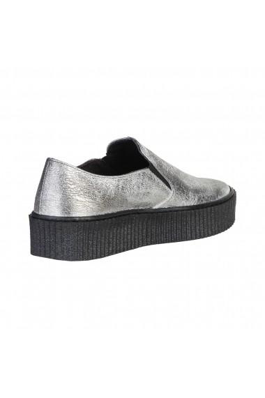 Pantofi sport Ana Lublin JOANNA ACCIAIO argintiu