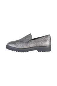 Pantofi Made in Italia LUCILLA-CANNADIFUCILE argintiu