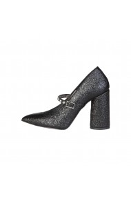Pantofi cu toc Made in Italia AMELIA NERO negru
