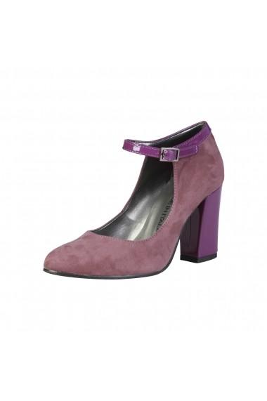 Pantofi cu toc Made in Italia BIANCA CIPRIA mov