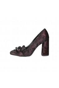 Pantofi cu toc Made in Italia ENRICA ROSSO bordo