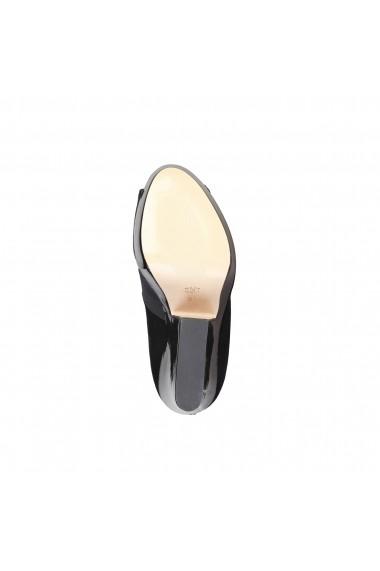 Pantofi cu toc Made in Italia LICIA NERO-NERO negru