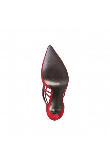 Pantofi cu toc Fontana 2.0 STELLA_ROSSO Rosu - els