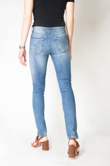 Jeansi Skinny Gas SOPHIE 357008 L30 031020 WW52 albastru