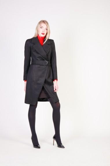 Palton Fontana 2.0 FIORE NERO Negru