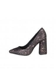 Pantofi cu toc Fontana 2.0 ALLURE_NERO Negru
