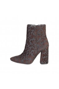 Botine Fontana 2.0 EVELINA MARRONE Animal Print