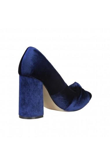 Pantofi cu toc Fontana 2.0 GIUSI_BLU Albastru
