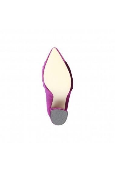 Pantofi cu toc Fontana 2.0 GIUSI_BORDEAUX Mov
