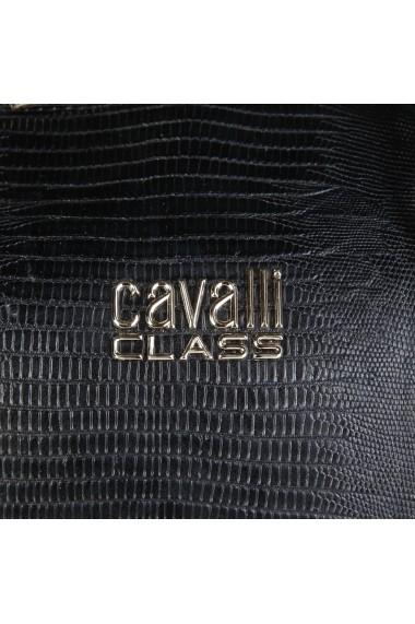 Geanta Cavalli Class C41PWCBH0032_999-BLACK negru