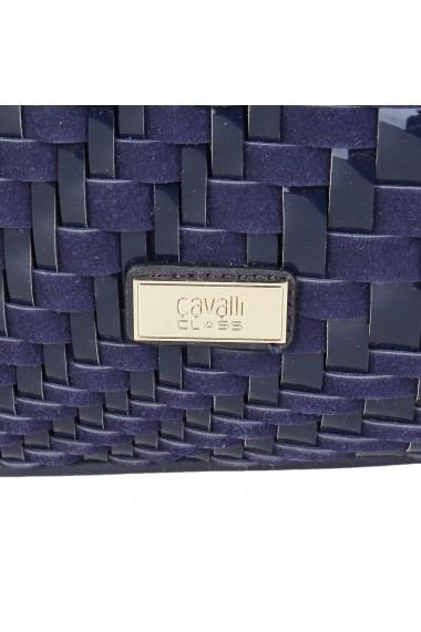 Geanta Cavalli Class C41PWCBU0022_080-BLUE albastru